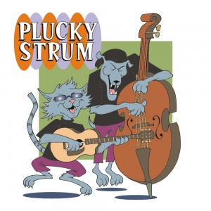 Plucky Strum cover picture